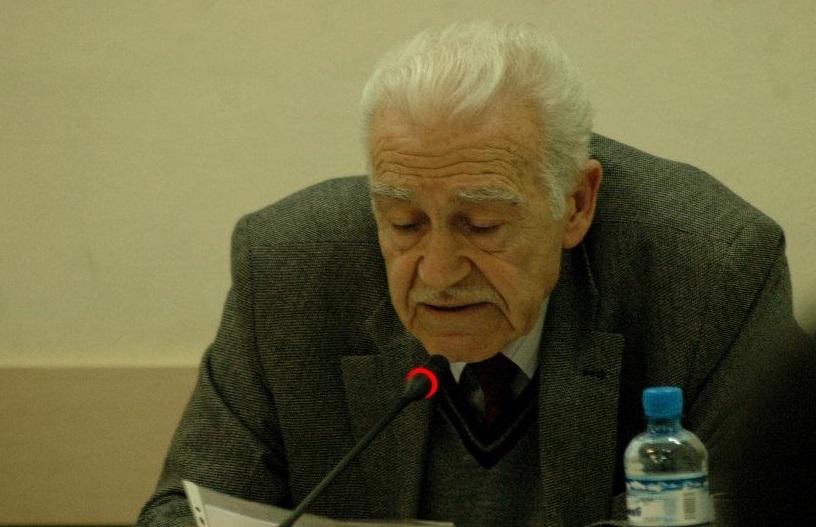 ქართული ფილოსოფიის ნესტორი