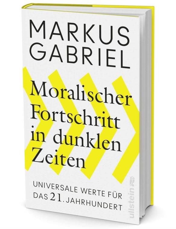 მარკუს გაბრიელის ახალი წიგნი
