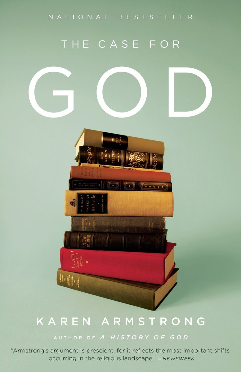 კარენ არმსტრონგი: არგუმენტი ღმერთის სასარგებლოდ